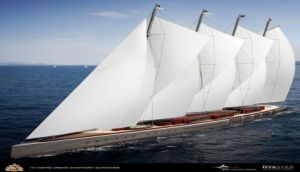 Dream Symphony Clipper Ship
